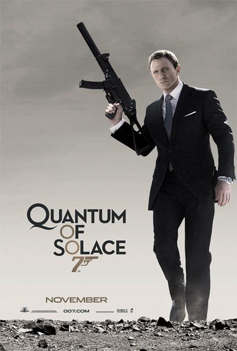 007 – Quantum Of Solance