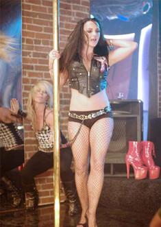Britney Spears stripper