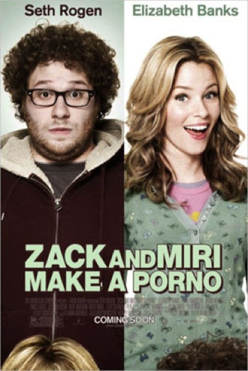 Zack and Miri Make a Porno movie poster
