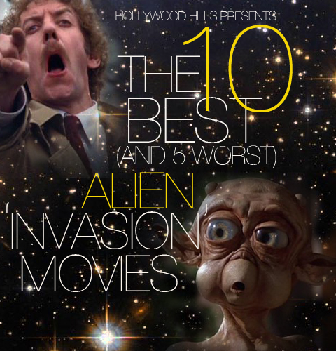 The Invasion movies