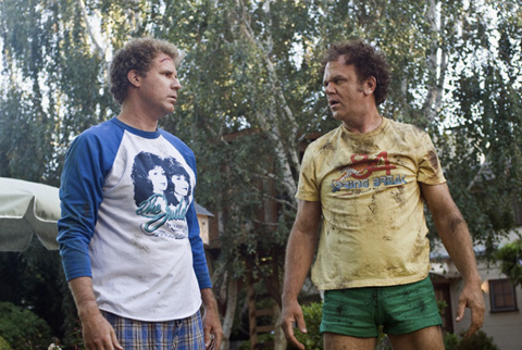 will ferrell step brothers. Will Ferrell and John C.