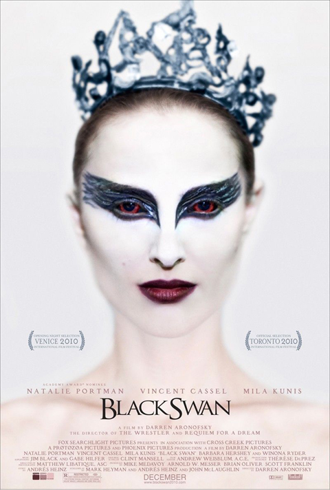 "I do have the ""Black Swan"" poster. You can pretend Portman is naked from the"