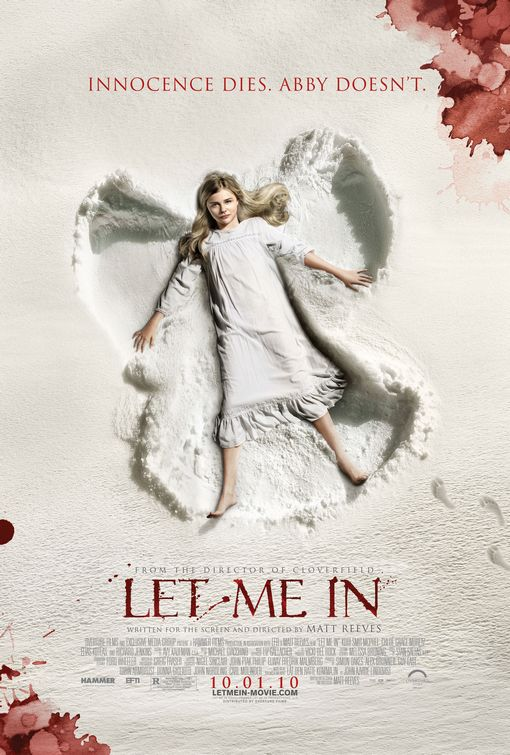 "Let Me In. ""Let Me In"" opens Oct. 1."
