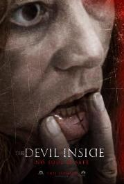 devil inside movie poster
