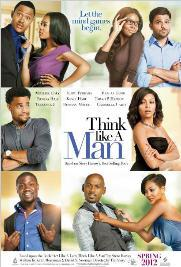 think like a man movie poster image