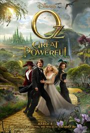 oz the great and power movie poster image