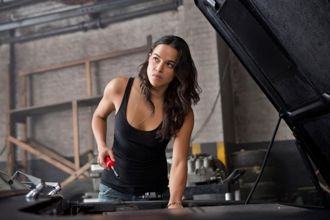 michelle rodriguez sexy in fast and furious 6 movie image