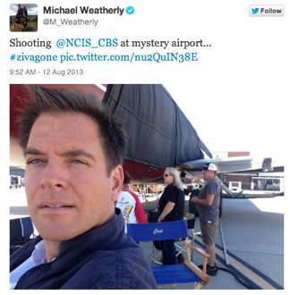 images of New Ncis Season 11 Set Pic Shows Mystery Airport Action With