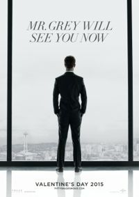 fifty shades grey movie poster image
