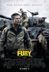 fury movie poster image