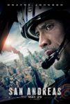 san andreas movie poster image