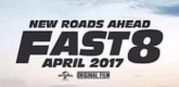 fast and furious 8 logo image