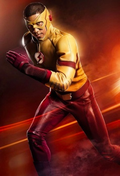 kid flash promo pic