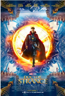 doctor strange movie poster image